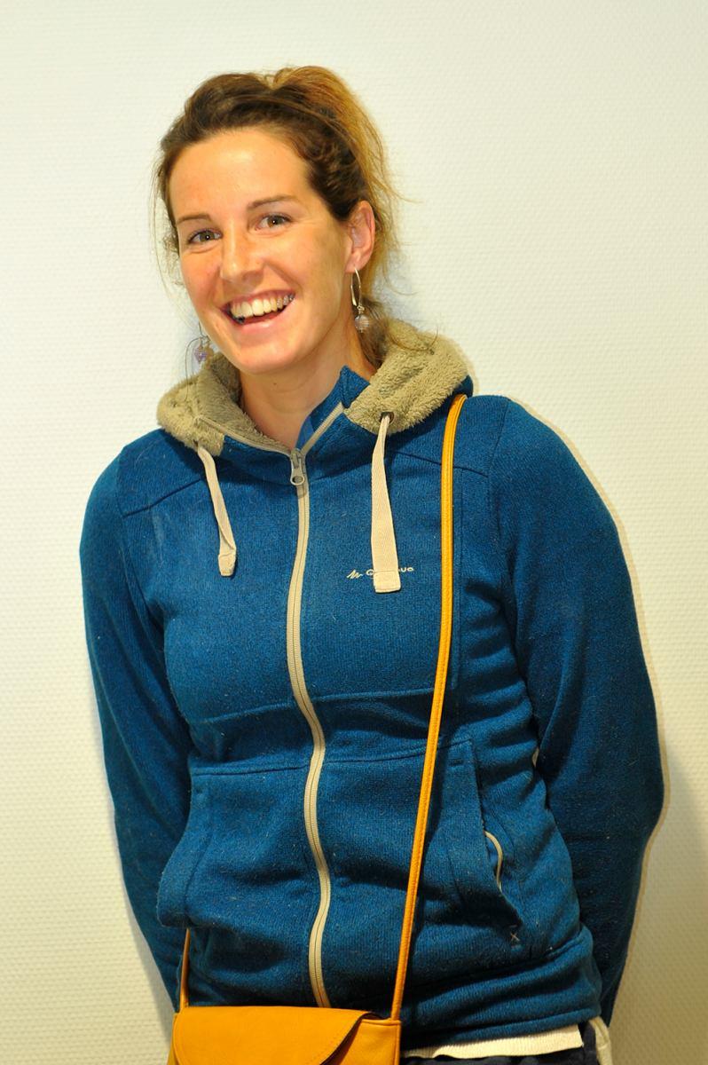 ALEXANDRE Claire-Emilie Vice Présidente
