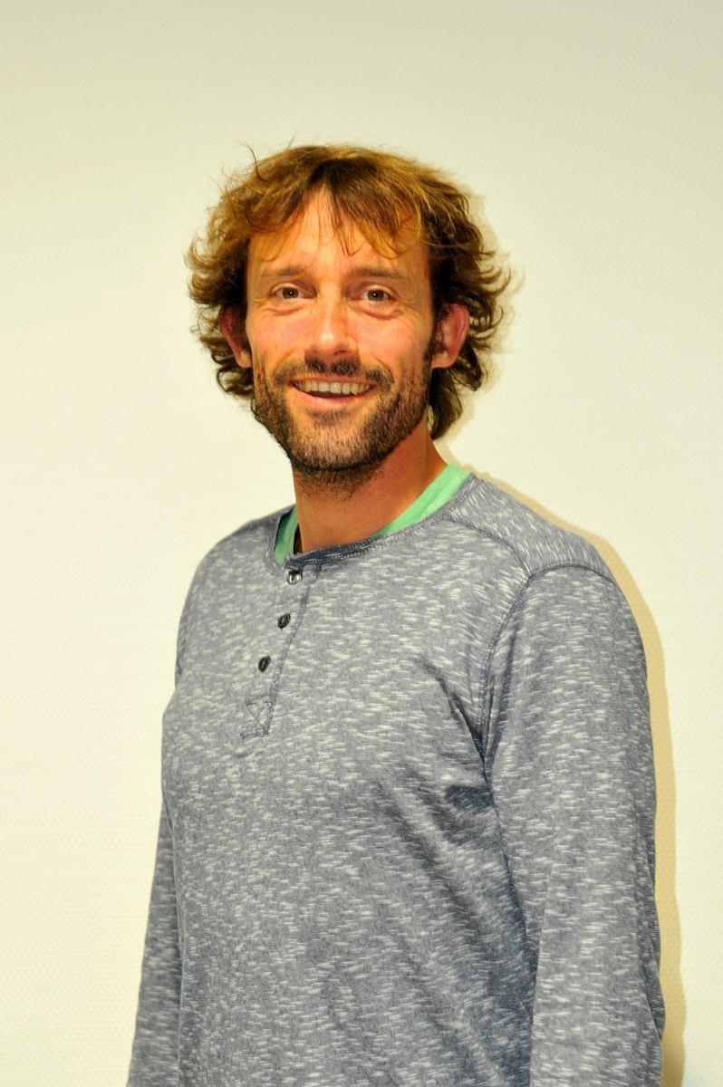 EUDE Sylvain Responsable base - moniteur salarié